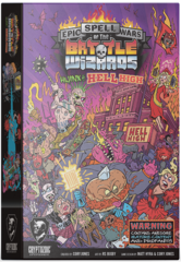 Epic Spell Wars of the Battle Wizards - Hijinx at Hell High
