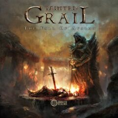 Tainted Grail The Fall of Avalon (Free Expansion and Promo while quantities last)
