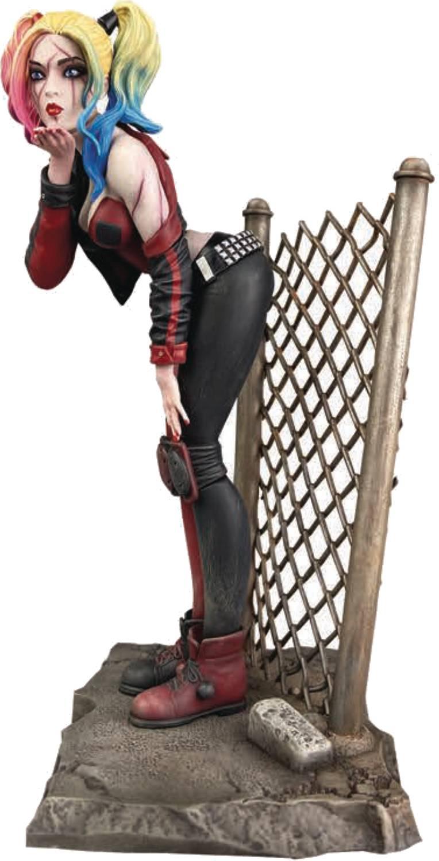 DC Gallery - Harley Quinn DCeased PVC Statue
