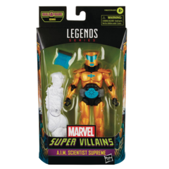 Marvel Legends - Super-Villains - AIM Scientist Supreme (BAF Xemnu)