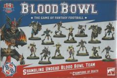 Blood Bowl -  Shambling Undead
