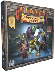 Clank - Adventuring Party