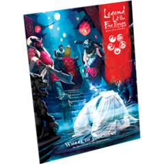 L5R Legend of the Five Rings RPG - Wheel of Judgment