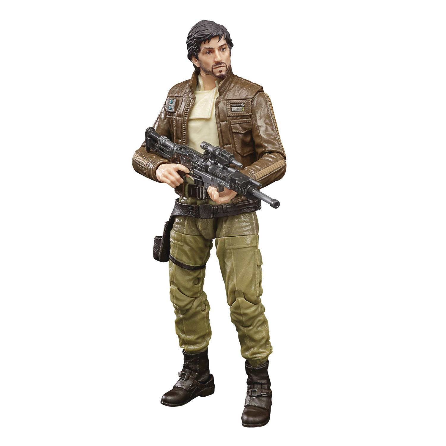 Star Wars - The Black Series - Rogue One - Cassian Andor Action Figure