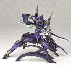 Revoltech - Evangelion Evolution Test Type-01 Natayanagi Ver. Action Figure