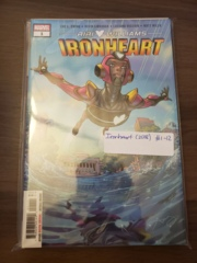 Ironheart (2018) #1-12 (full series by Eve L. Ewing)