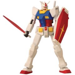Gundam Infinity - RX-78-2 Gundam 4.5in Action Figure