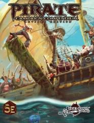 Pirate Campaign Compendium  Revised Edition 5E
