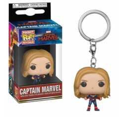 Pocket Pop! - Captain Marvel Movie - Captain Marvel Keychain