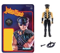 ReAction Figures - Judas Priest - Rob Halford