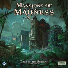 Mansions of Madness 2E - Path of the Serpent