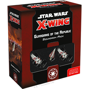 Star Wars X-Wing 2nd Ed - Guardians of the Republic