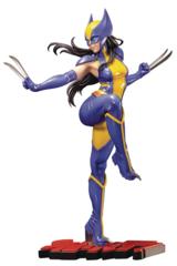 Marvel Kotobukiya - Wolverine Laura Kinney Bishoujo Statue