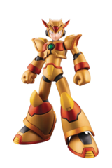 Mega Man X - Max Armor Hyperchip Version Plastic Model Kit