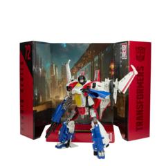 Transformers Studio Series 72 - Transformers Bumblebee - Voyager Starscream