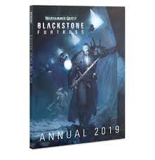 Warhammer Quest - Blackstone Fortress - Annual 2019