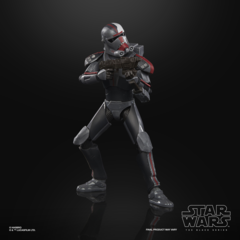 Star Wars - The Black Series - The Clone Wars - Hunter Action Figure