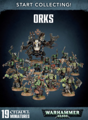 Start Collecting! - Orks