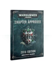 Chapter Approved - 2018 Edition