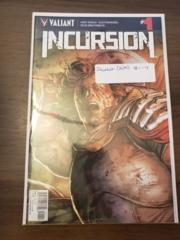 Incursion (2019) #1-4