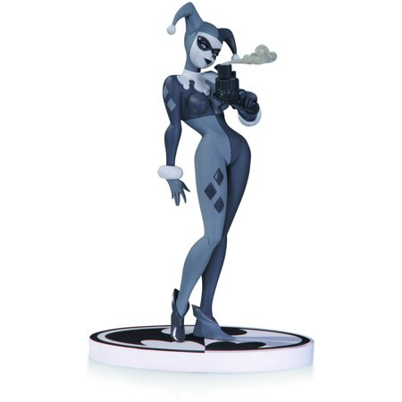 Batman Black & White - Harley Quinn by Bruce Timm Statue (2nd Edition)