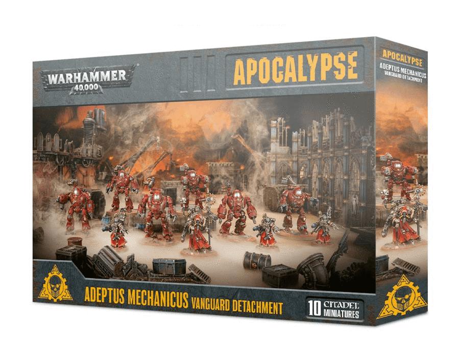 Apocalypse - Adeptus Mechanicus - Vanguard Detachment