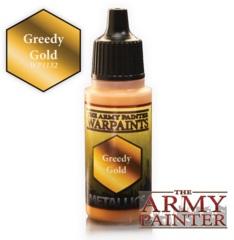 Warpaints: Greedy Gold 18ml