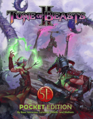 Tome of Beasts 2 5E (Pocket Edition)