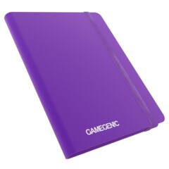 Gamegenic - Casual Album - 18 Pocket - Purple