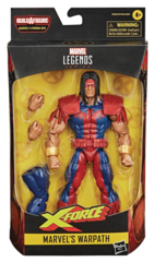 Marvel Legends - Deadpool - Warpath 6in AF