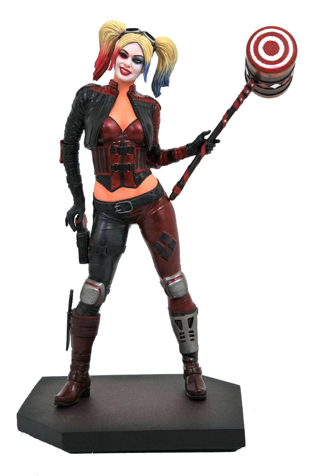 DC Gallery - Injustice 2 - Harley Quinn PVC Statue