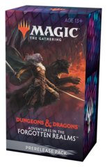 Adventures in the Forgotten Realms Prerelease Pack (No store credit or pay in store)