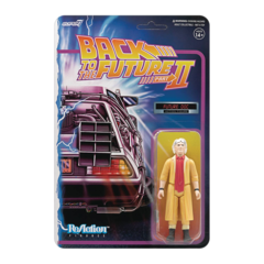 ReAction Figures - Back to the Future part II - Future Doc