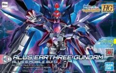 Gundam HG Build Divers R - Alus Earthree Gundam #022