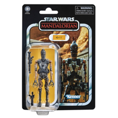 Star Wars - The Vintage Collection - The Mandalorian - IG-11 3.75inch Action Figure