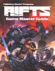 Rifts - Game Master Guide Hardcover