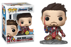 Pop! - Marvel's Avengers Endgame - I Am Iron Man PX Exclusive (Glow-in-the-Dark) (Funko #580)