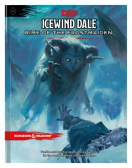 Dungeons & Dragon 5E - Icewind Dale Rime of the Frostmaiden