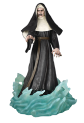 The Conjuring Universe Gallery - The Nun PVC Statue