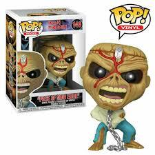Pop! Rocks - Iron Maiden - Piece of Mind Eddie (Funko #146)