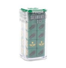 Dice - Salamanders