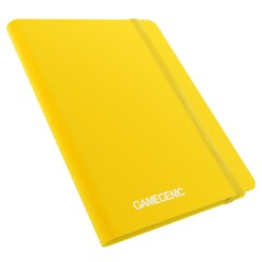 Gamegenic - Casual Album - 18 Pocket - Yellow