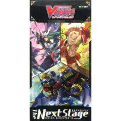 Cardfight Vanguard - Extra Booster 14 - The Next Stage Booster Pack