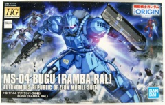 Gundam HG Origin - MS-04 Bugu (Ramba Ral) 1/144 #012