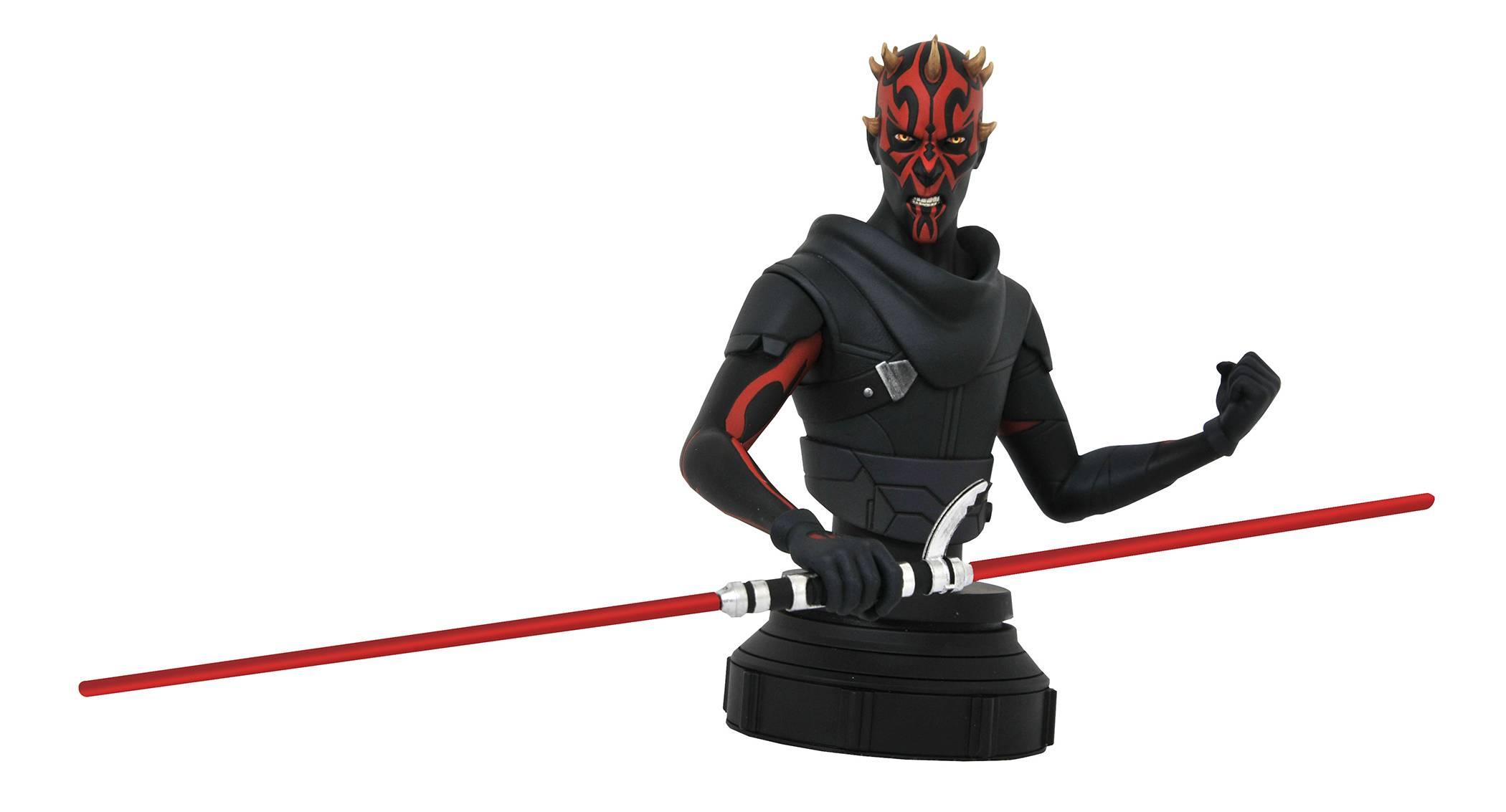 Star Wars - Rebels - Darth Maul 1/7 Scale Bust