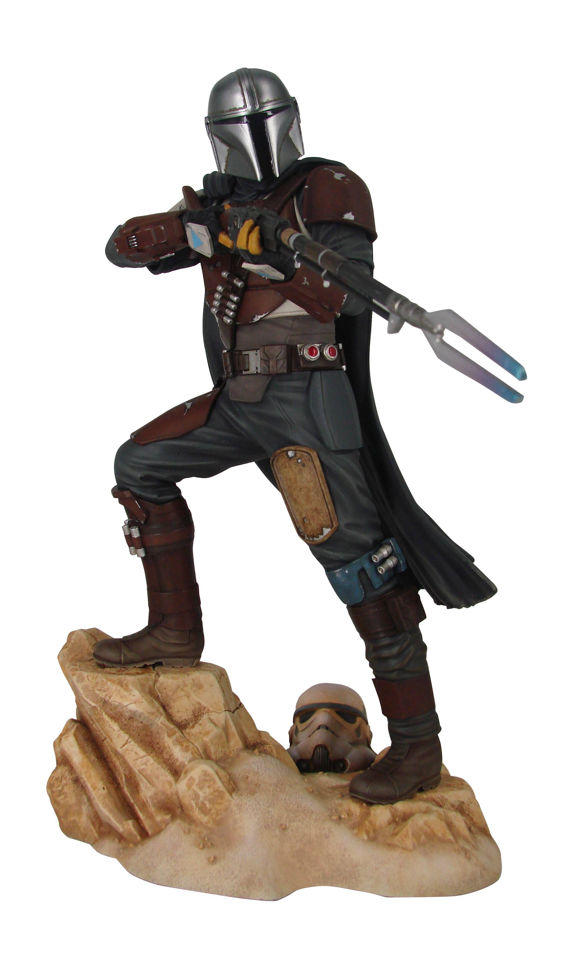 Star Wars Premier Collection - The Mandalorian Mk1 Statue