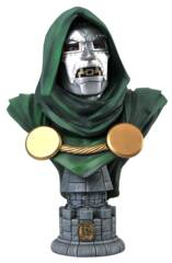 Legends In 3D - Marvel - Dr Doom 1/2 Scale Bust