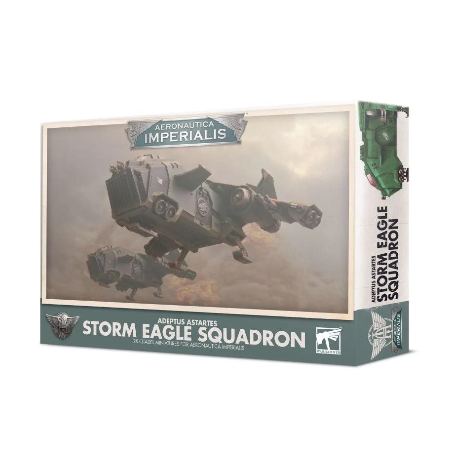 Adeptus Astartes - Storm Eagle Squadron