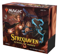 Strixhaven: School of Mages - Bundle (No Pay in Store, or Store Credit)