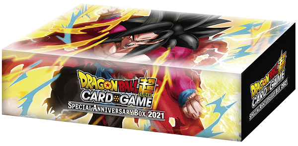 Dragon Ball Super - Special Anniversary Box 2021